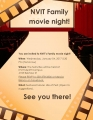 NVIT- Family Movie Night