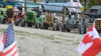 Lower Nicola Garlic Festival & Antique Tractor Show