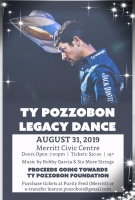 Ty Pozzobon Legacy Dance