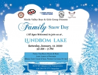 Nicola Valley Boys & Girls Group Presents - Family Snow Day